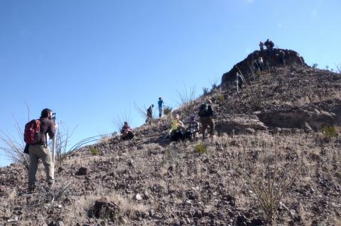 UL Lafayette Geosciences Field Camp
